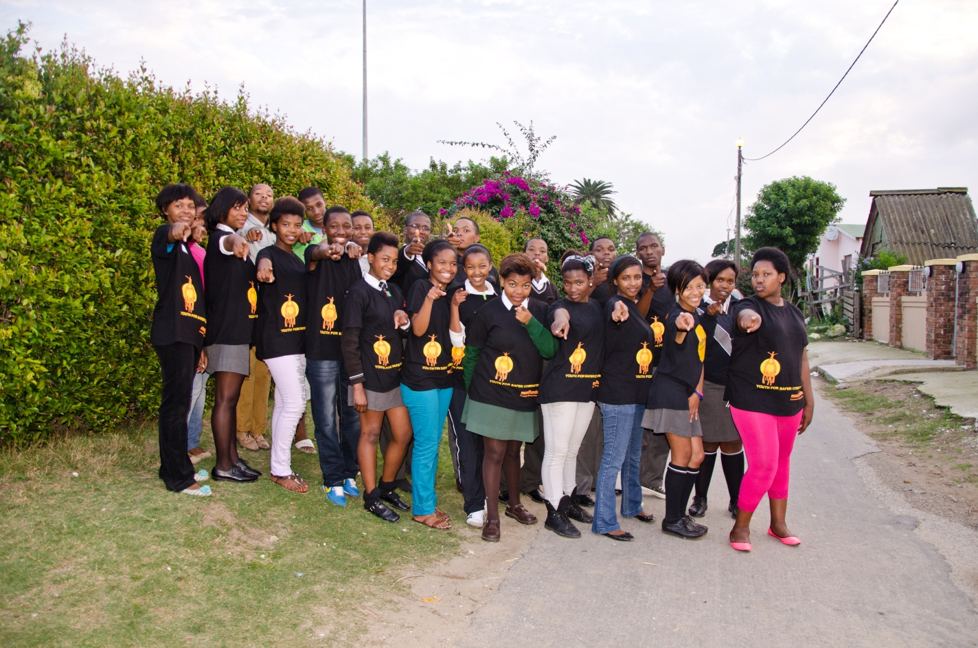 Youth for safer communities